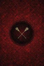 Monogram Lacrosse Notebook