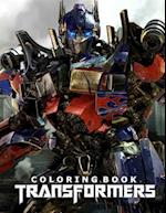 Transformers Coloring Book
