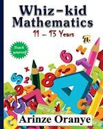 Whiz-Kid Mathematics