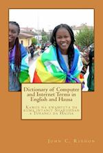 Dictionary of Computer and Internet Terms in English and Hausa