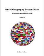 World Geography Lesson Plans