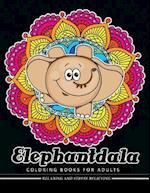 Elephantdala Coloring Book