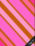 Stripe Notebook Collection