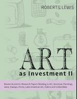 Art as Investment II