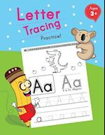 Letter Tracing Practice!