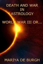 Death and War in Astrology