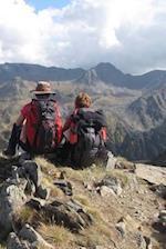 Notebook the Pyranees Mountain Summit Hiking