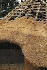 Notebook Ironage Roundhouse Roof Thatching