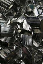 Notebook Black Crystals