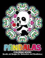 Pandalas Coloring Book