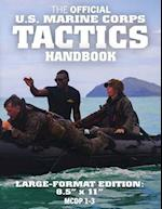 The Official US Marine Corps Tactics Handbook
