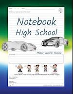 Notebook High School