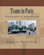 Trams in Paris