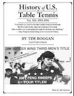 History of U.S. Table Tennis Volume 20
