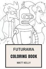 Futurama Coloring Book