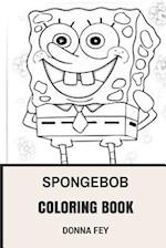 Spongebob Coloring Book