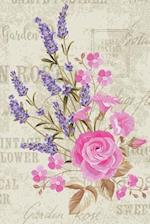 Wild Flowers Notebook