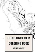 Chad Kroeger Coloring Book