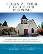 Organize Your Church on Purpose