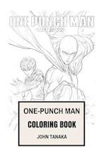 One-Punch Man Coloring Book