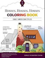 Houses, Houses, Houses Coloring Book af Kate L. Harrison, Henry S. Harrison
