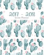2017 - 2018 Lesson Planner