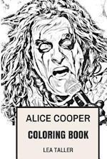 Alice Cooper Coloring Book