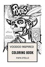 Voodoo Inspired Coloring Book