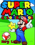 Super Mario Coloring Book for Kids, Activity Book for Children Ages 2-5
