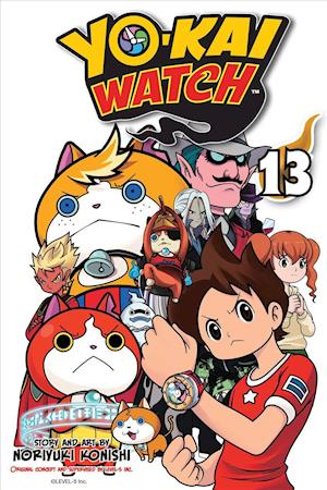 YO-KAI WATCH, Vol. 13