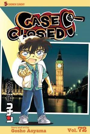 Case Closed, Vol. 72