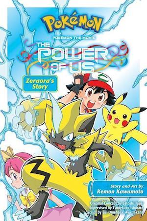 Pokemon the Movie: The Power of Us: Zeraora's Story