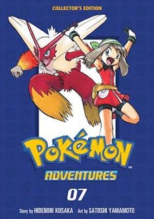 Pokemon Adventures Collector's Edition, Vol. 7