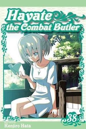 Hayate the Combat Butler, Vol. 38, Volume 38