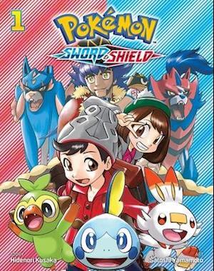 Pokemon: Sword & Shield, Vol. 1