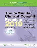 The 5-Minute Clinical Consult Premium 2019