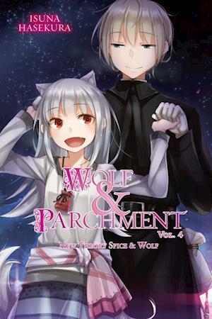 Wolf & Parchment