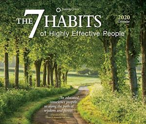 7 Habits of Highly Effective People, the 2020 Day-to-Day Calendar