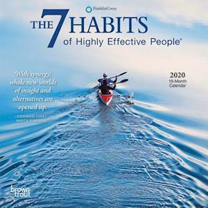 7 Habits of Highly Effective People, the 2020 Mini Wall Calendar