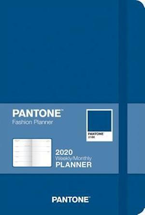 Pantone Planner 2020 Compact Mini Pacific Blue