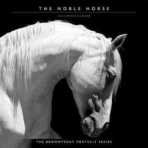 Noble Horse, the 2020 Square Wall Calendar
