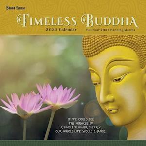 Timeless Buddha 2020 Square Wall Calendar