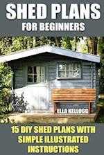 Shed Plans for Beginners