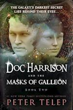 Doc Harrison and the Masks of Galleon