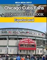 Chicago Cubs Fans Sudoku Puzzle Book