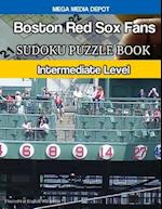 Boston Red Sox Fans Sudoku Puzzle Book