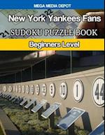 New York Yankees Fans Sudoku Puzzle Book