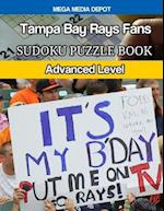 Tampa Bay Rays Fans Sudoku Puzzle Book