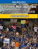 Toronto Blue Jays Fans Sudoku Puzzle Book
