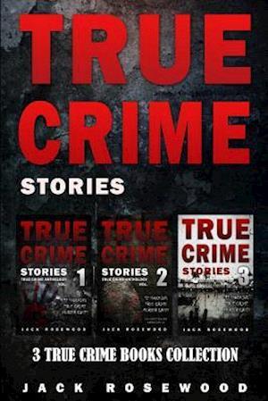 Bog, paperback True Crime Stories af Jack Rosewood